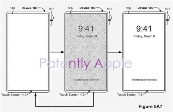 苹果新专利: iPhone SE 3 或以侧面指纹加持
